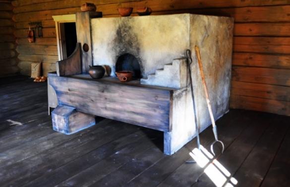 Глинобитная печь своими руками от раствора до отделки